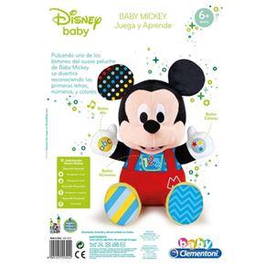 Peluche baby mickey - 06655324