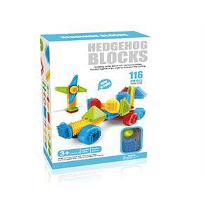 Hedgehog blocks 116 piezas - 91486073