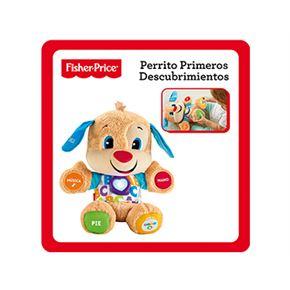 Fisher-price perrito primeros descubrimientos - 24561215